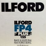 Ilford FP4 17m Bulk 35mm Camera Film